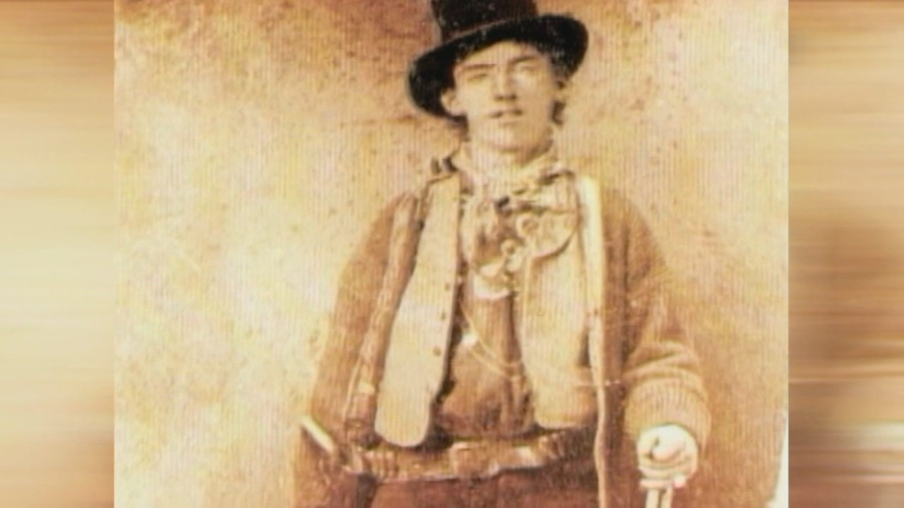 Historian seeks death certificate to end Billy the Kid dispute