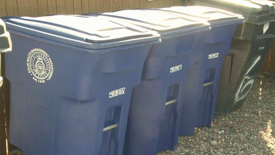 Albuquerque Trash Pickup Christmas 2021 City Of Albuquerque Trash Recycling Will Not Be Collected On New Year S Day Krqe News 13