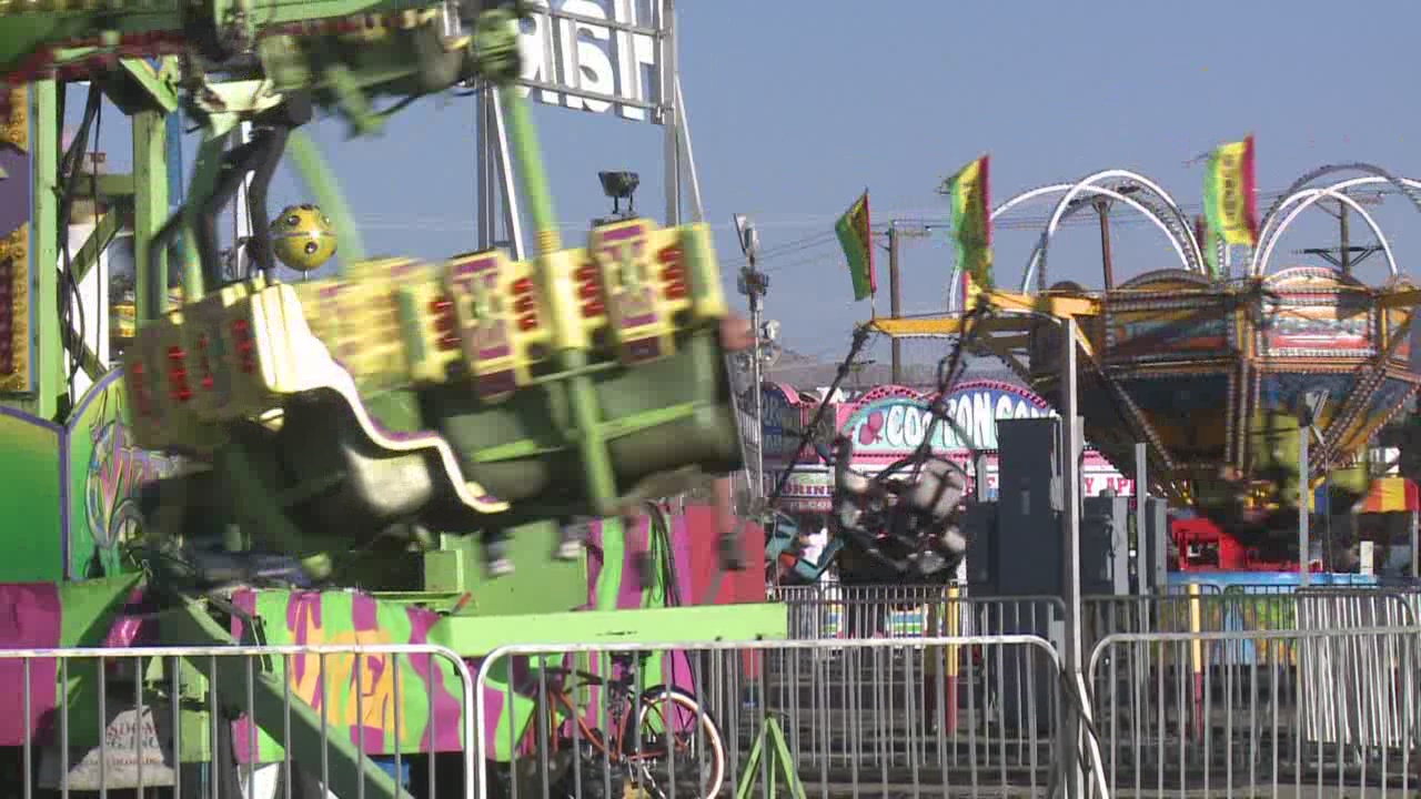 New rides, food at NM State Fair