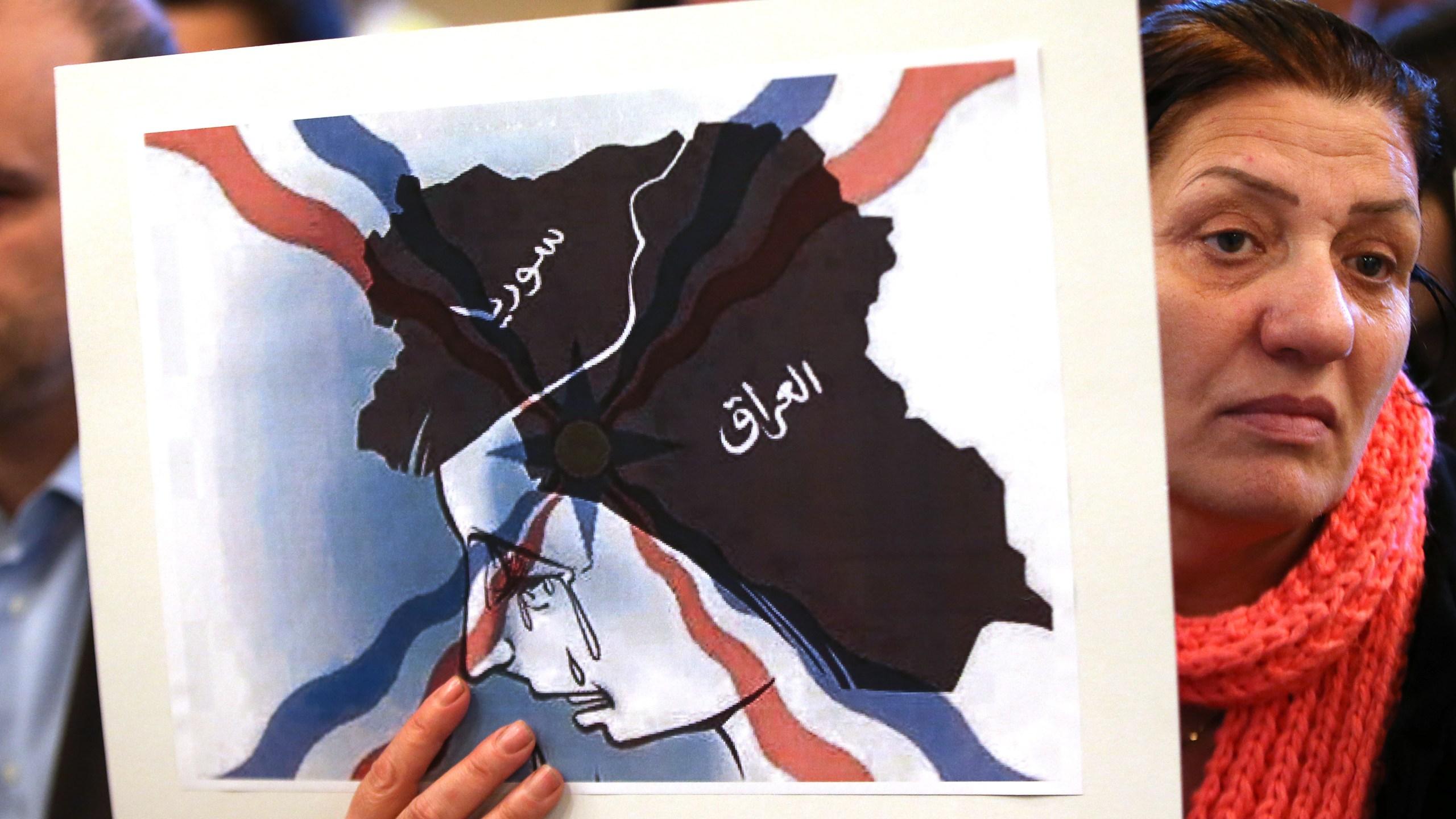 Mideast Islamic State Ideology_103474