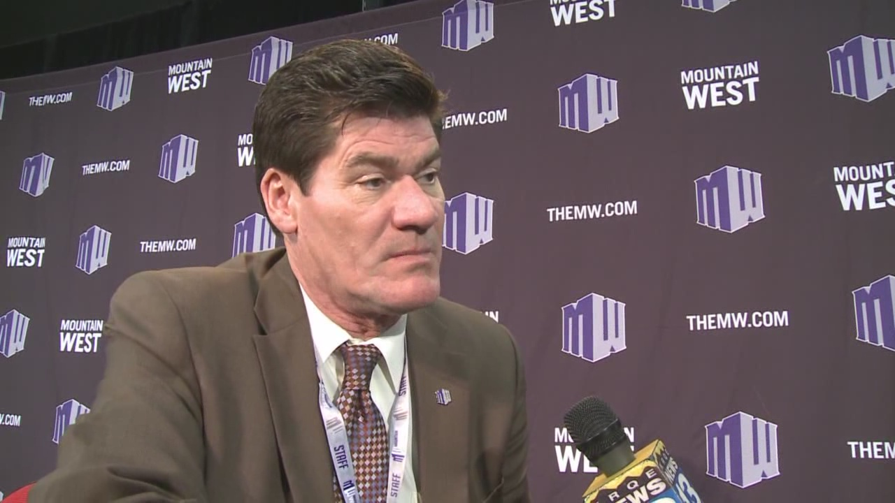 Mountain West Commissioner Craig Thompson_113156