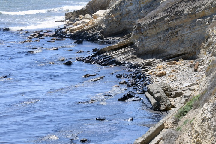 California Oil Spill_143797
