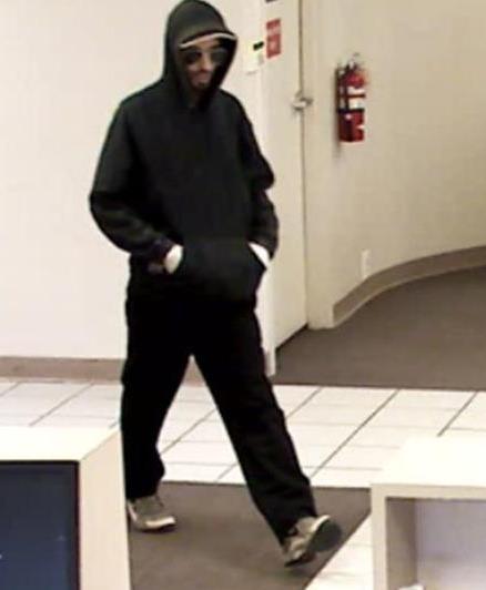 Los Lunas Bank Robbery Suspect