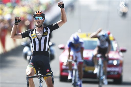 APTOPIX France Cycling Tour de France_179997