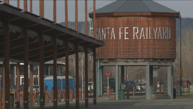 Take the Rail Runner to visit Santa's Village at the Santa Fe Railyard