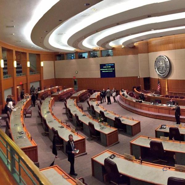 The New Mexico Roundhouse - 2015 Legislative Session_85409