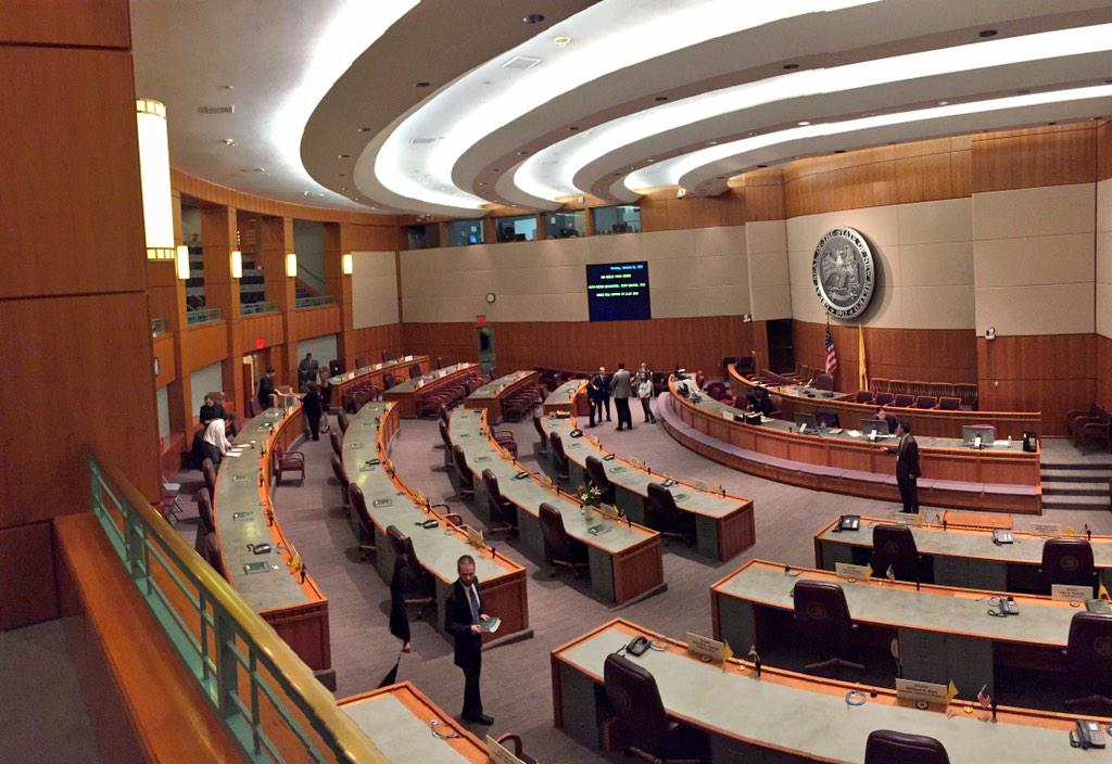 The New Mexico Roundhouse - 2015 Legislative Session_85409