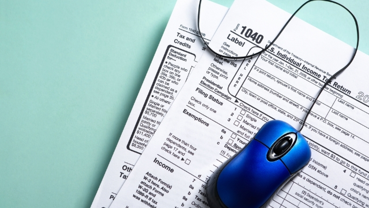 IRS provides tips for filing tax returns, how to avoid scams