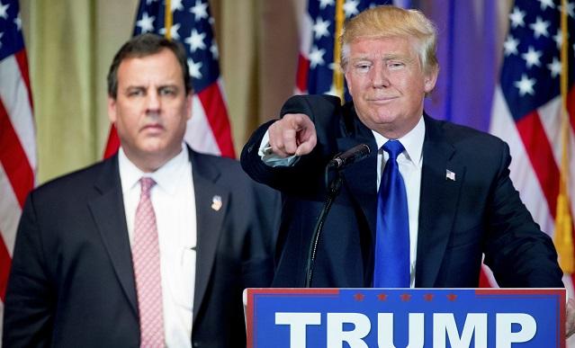 Donald Trump, Chris Christie_324213