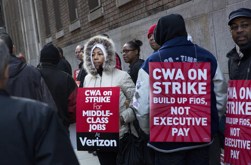 Verizon Contract Talks_349780