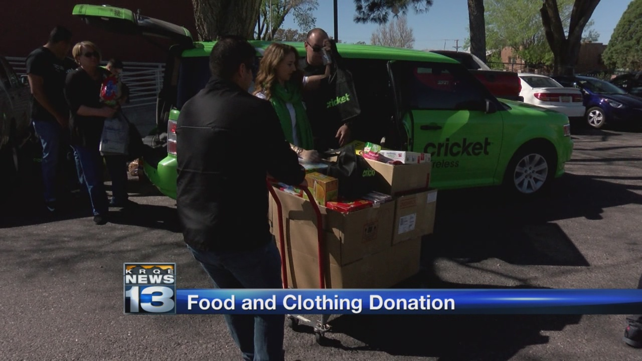Food and Clothing Donation_350009