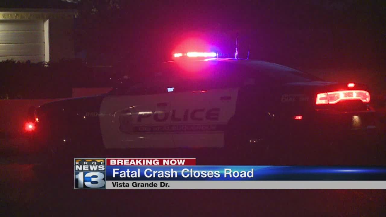 NW Albuquerque motorcycle crash_349721