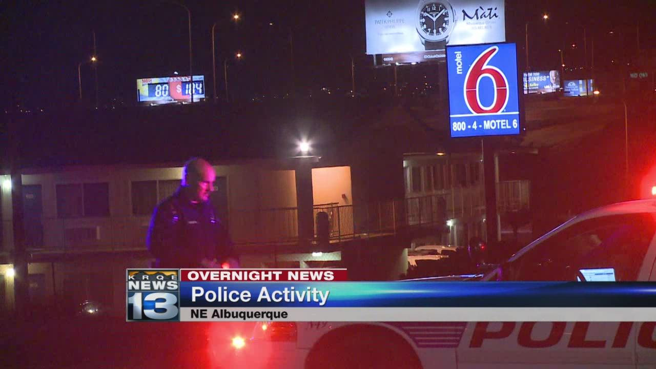 University NE Albuquerque Police Activity_349689
