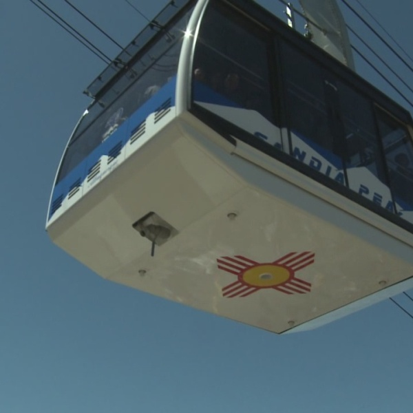 Sandia Tramway celebrates 50th Anniversary
