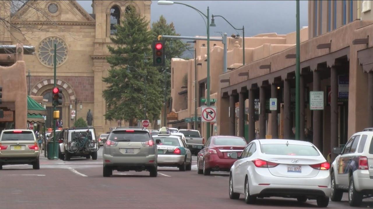 Santa Fe traffic_353239