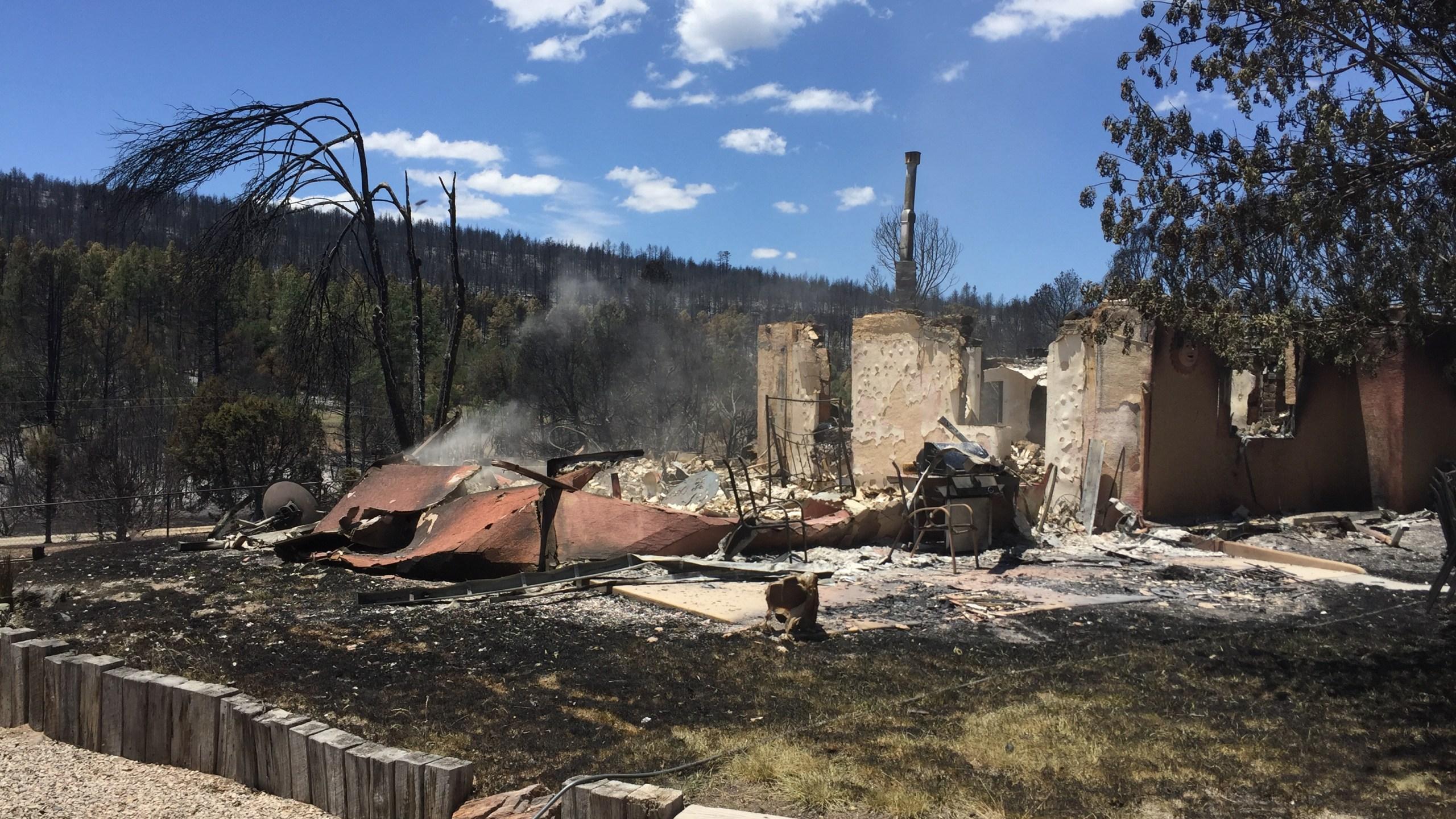 Dog Head Fire damage_389982