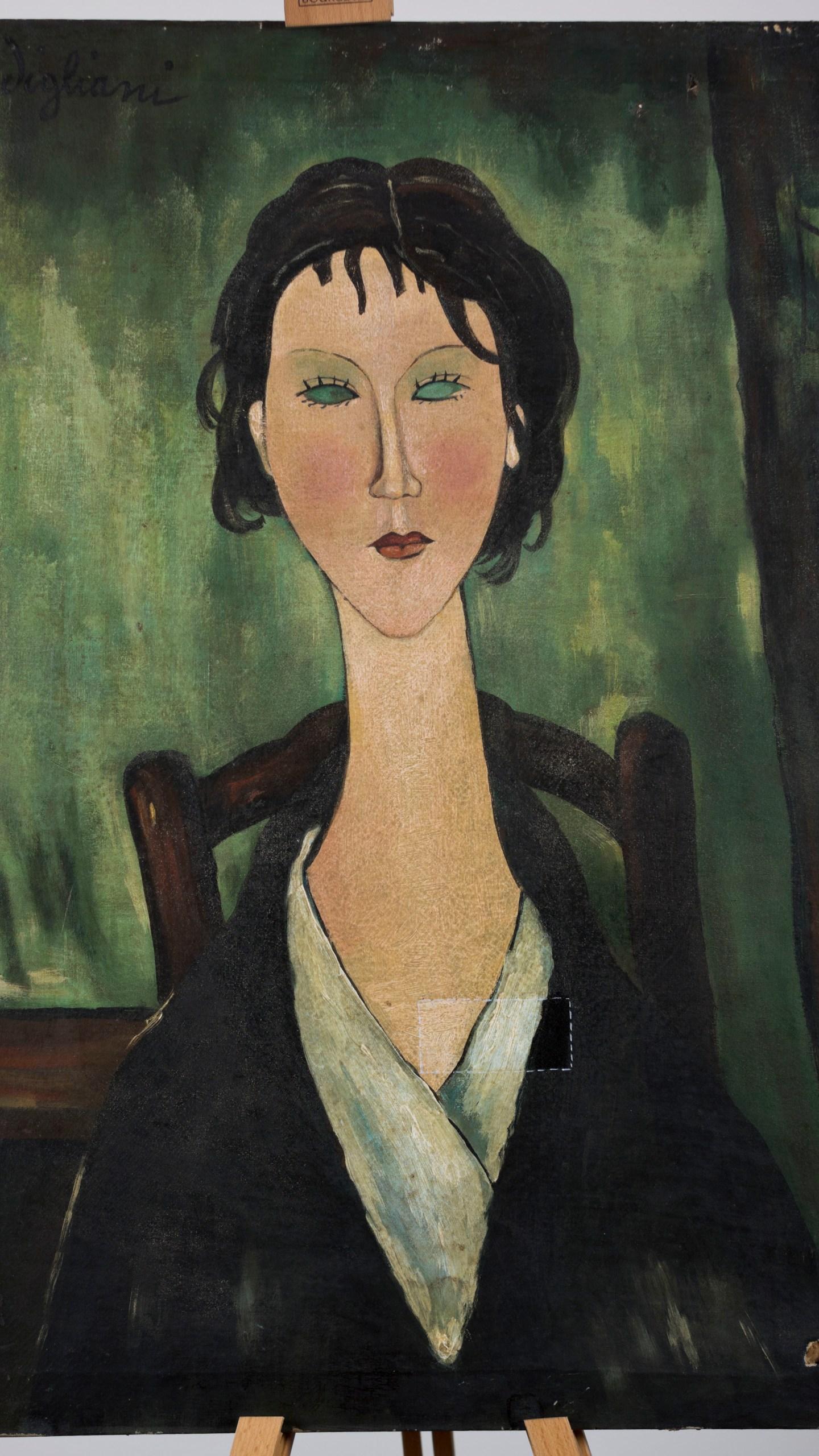 Italy Mystery Modigliani_388199