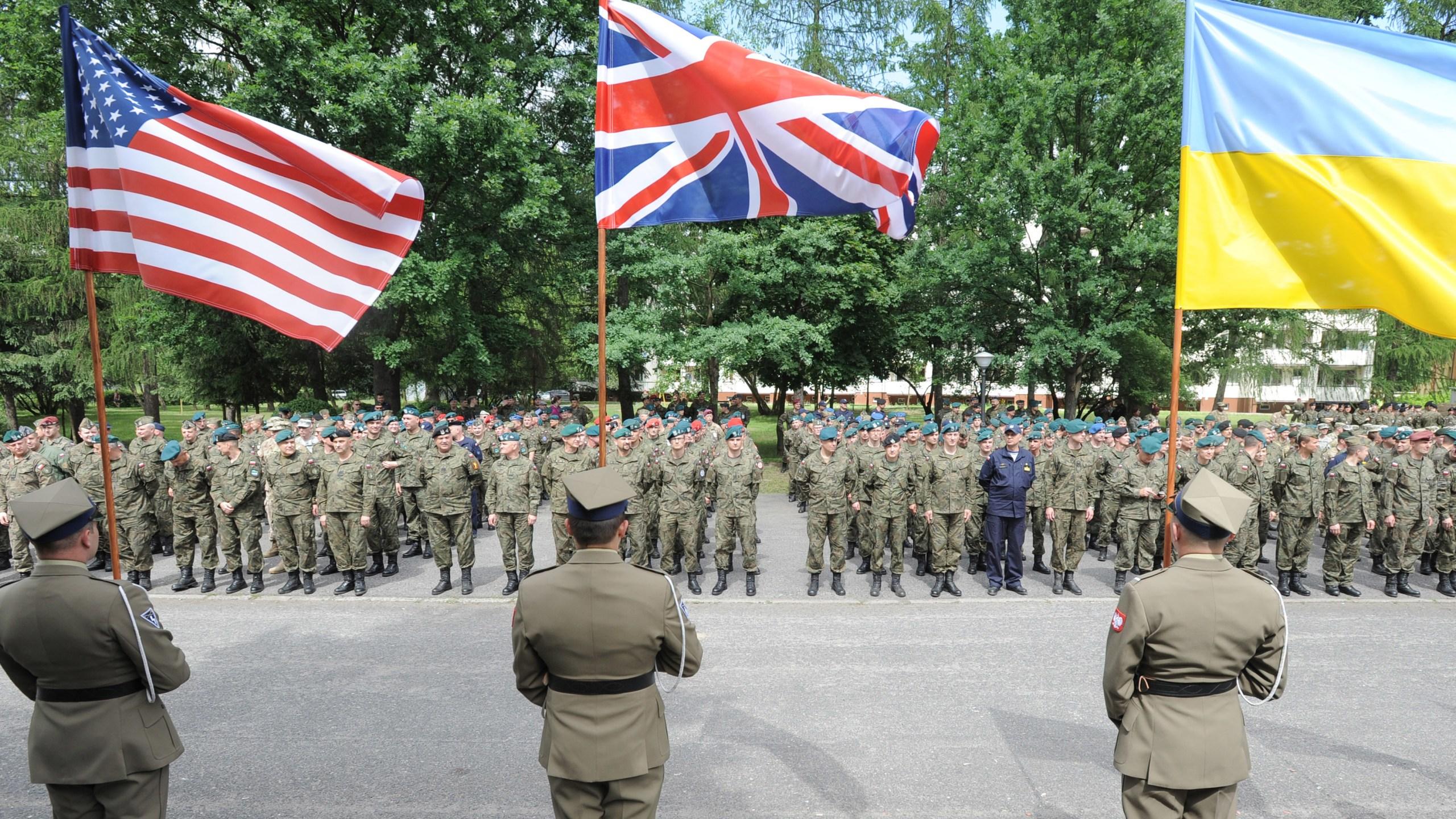 Poland NATO Exercise_381421