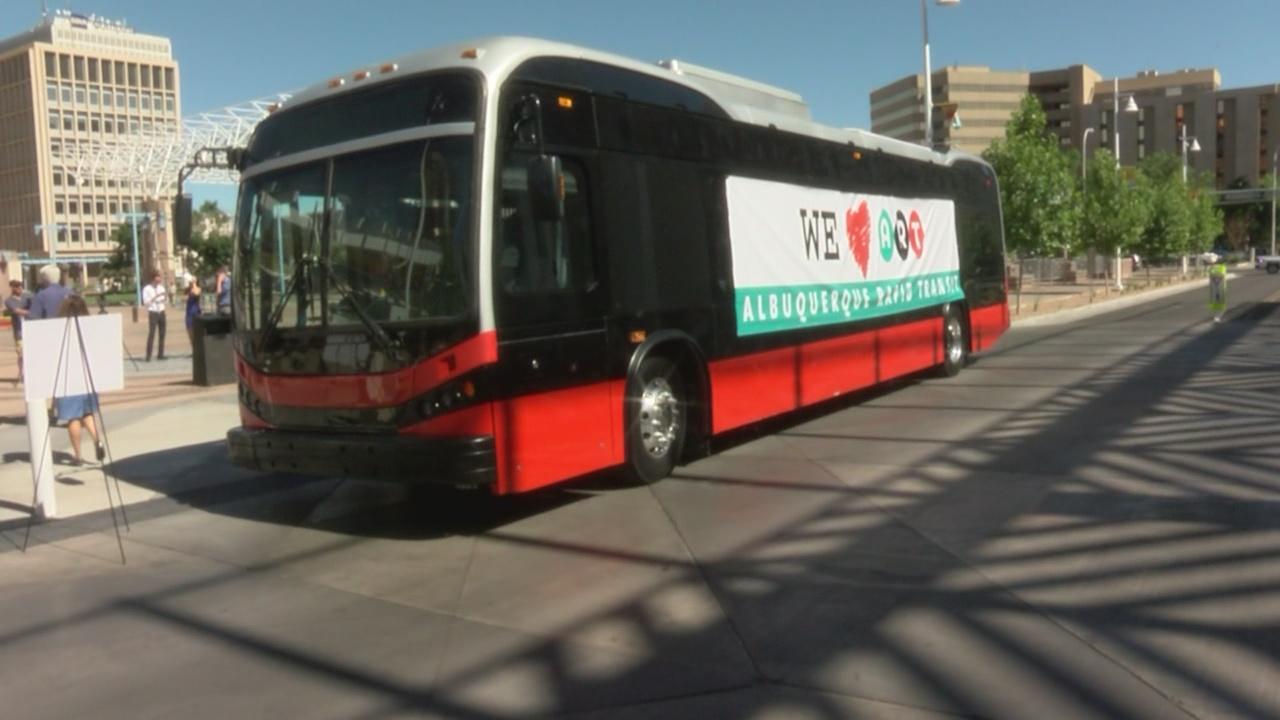 ART rapid transit electric bus_401292