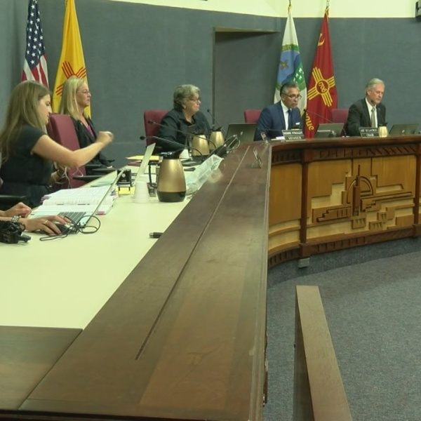 County Commission votes yes to ART advisory question on ballot