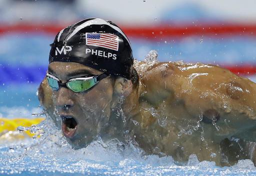 Rio Olympics Swimming_416086