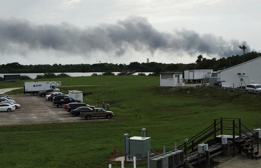 SpaceX Explosion_430024