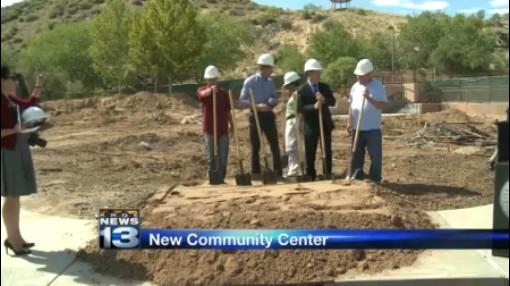 new community center_442943