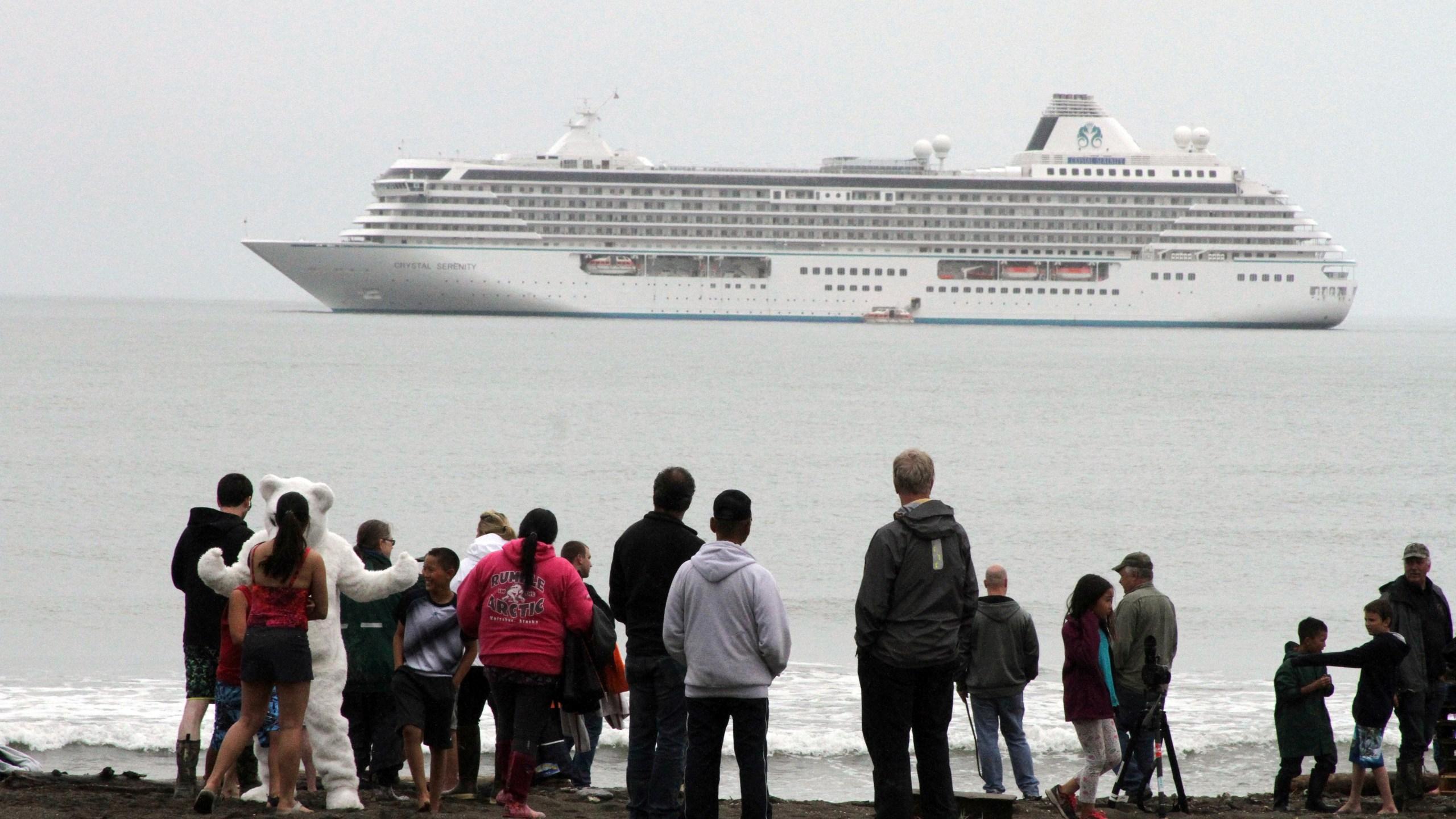 AP-Historic Arctic Cruise, Crystal Serenity_448581