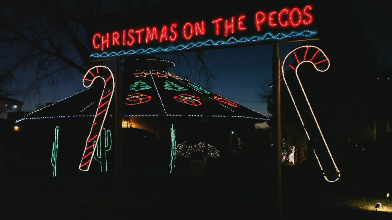 Legendary New Mexico Christmas on the Pecos