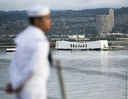 Pearl Harbor at 75_487239