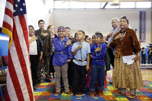 Native American Education Lawsuit_506273