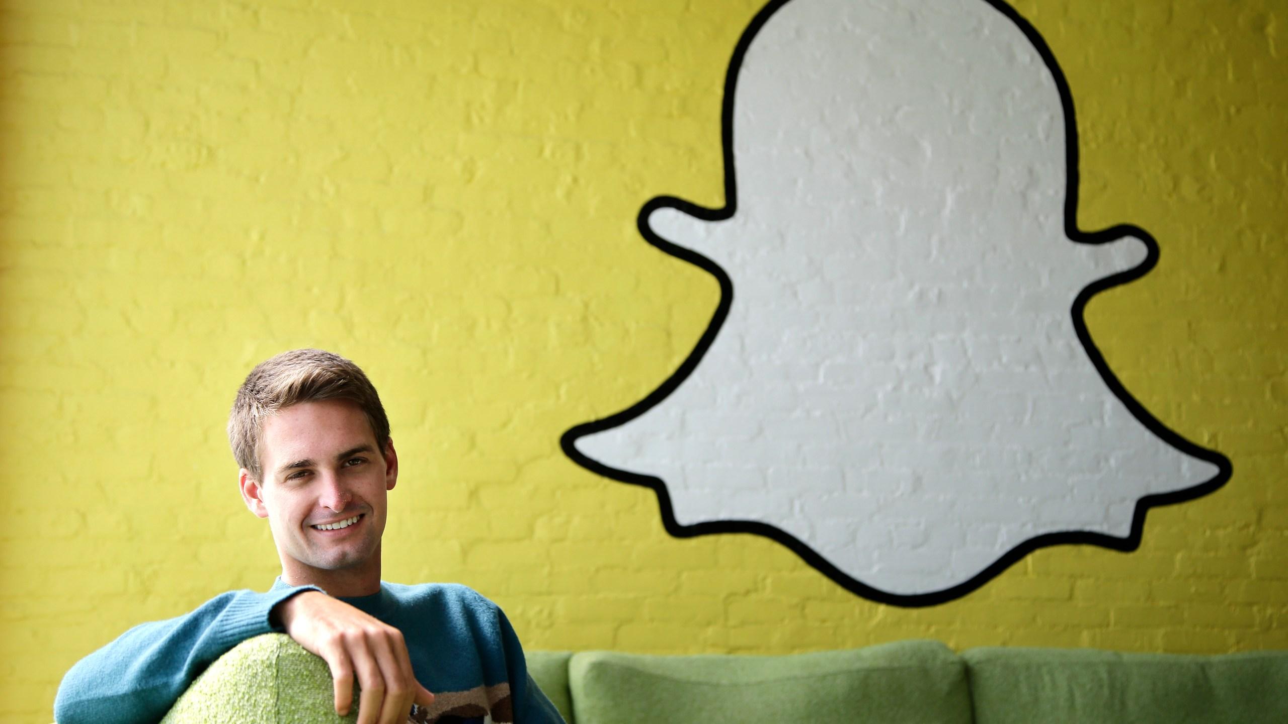 AP-Evan Spiegel, Snapchat_444597