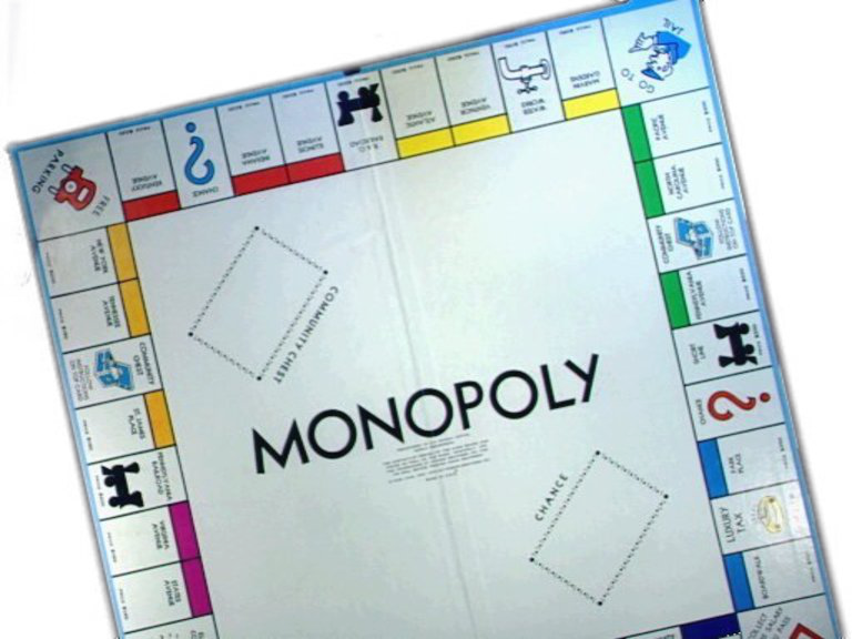 monopoly board game_505366