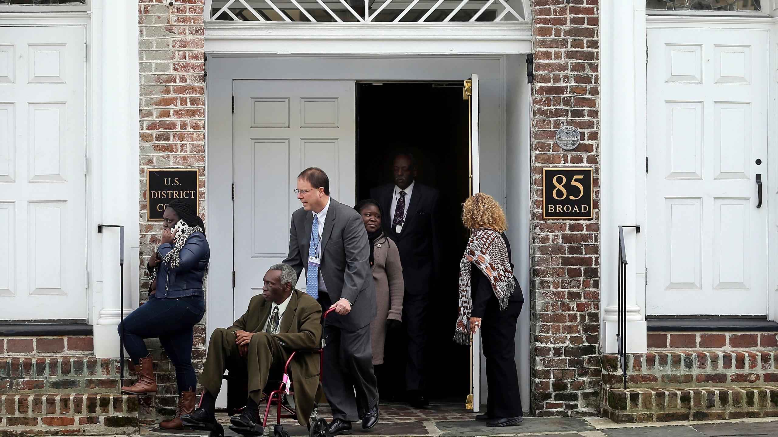 Charleston Church Shooting_505406