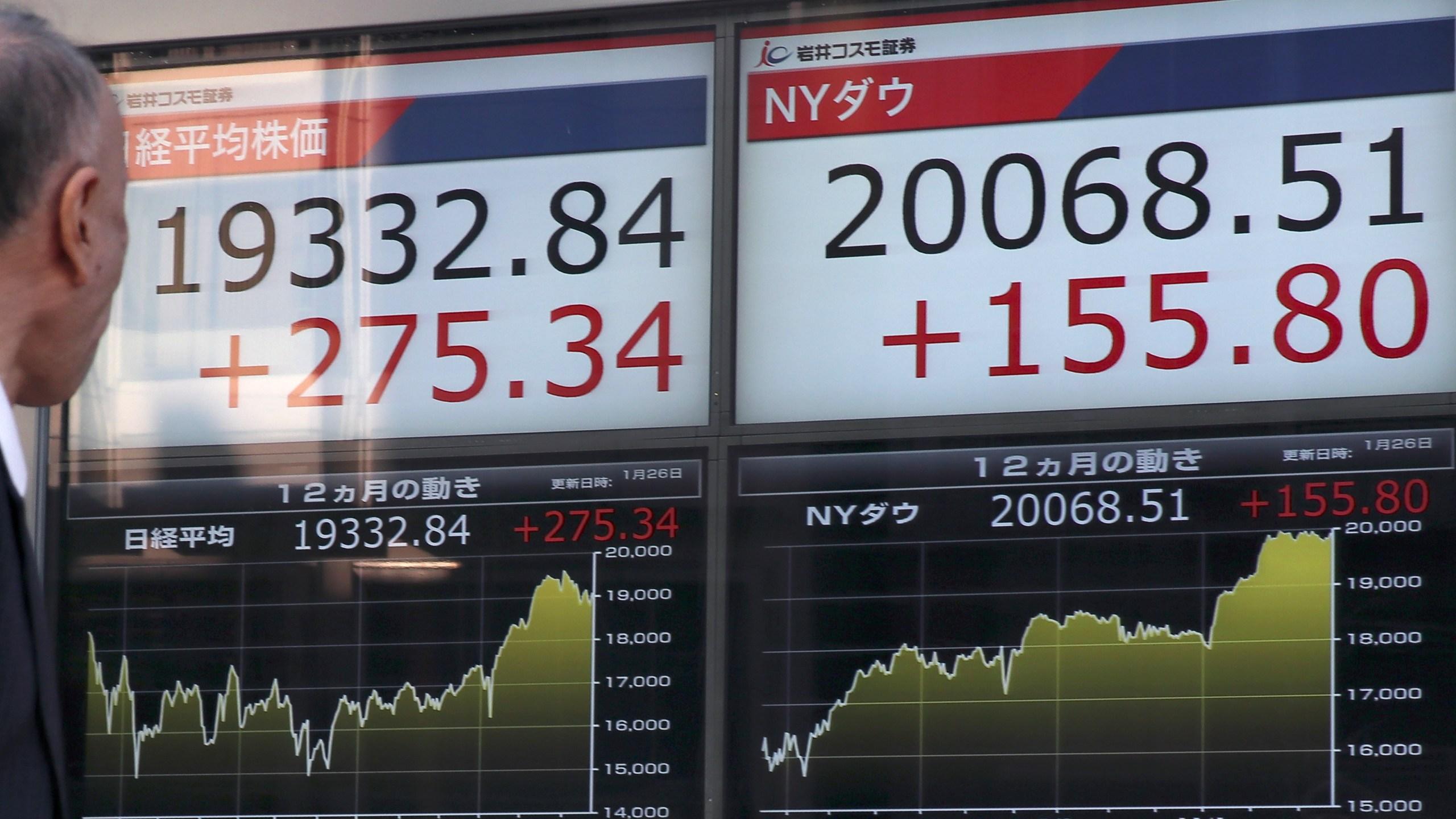 Japan Financial Markets_513892
