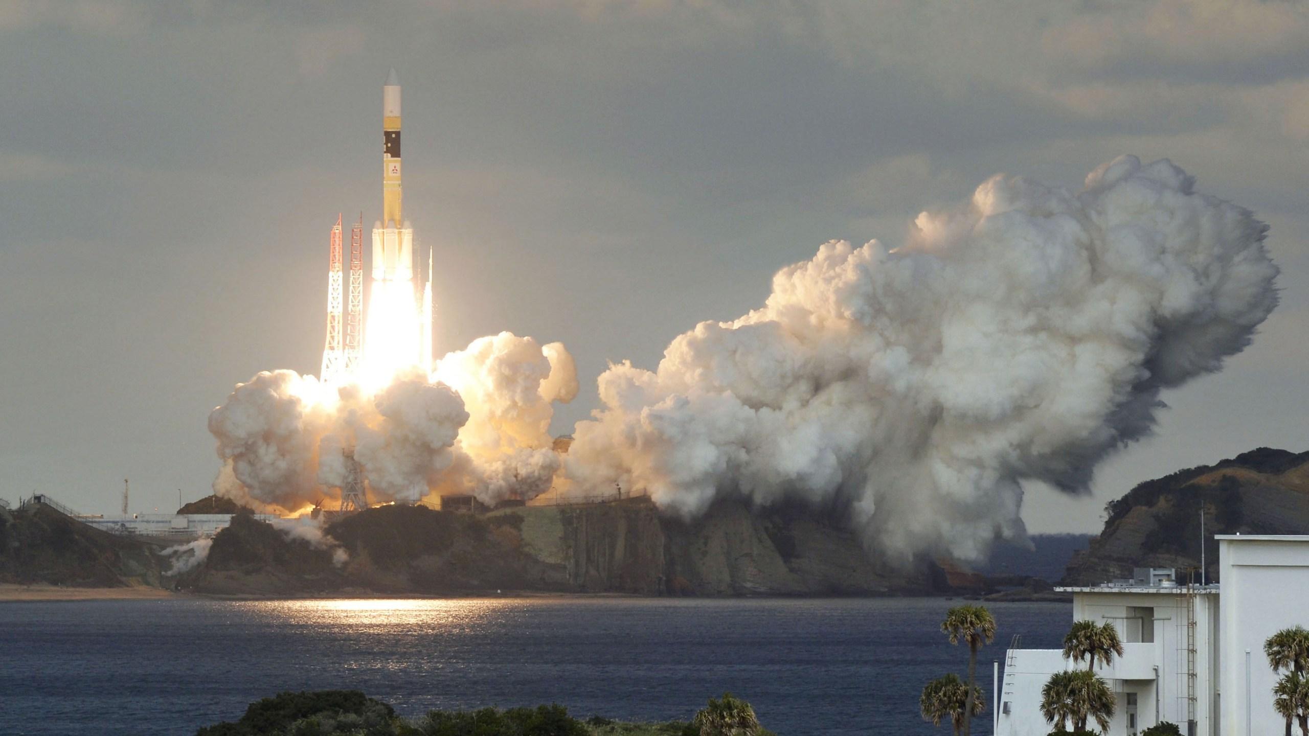 Japan Rocket_512475
