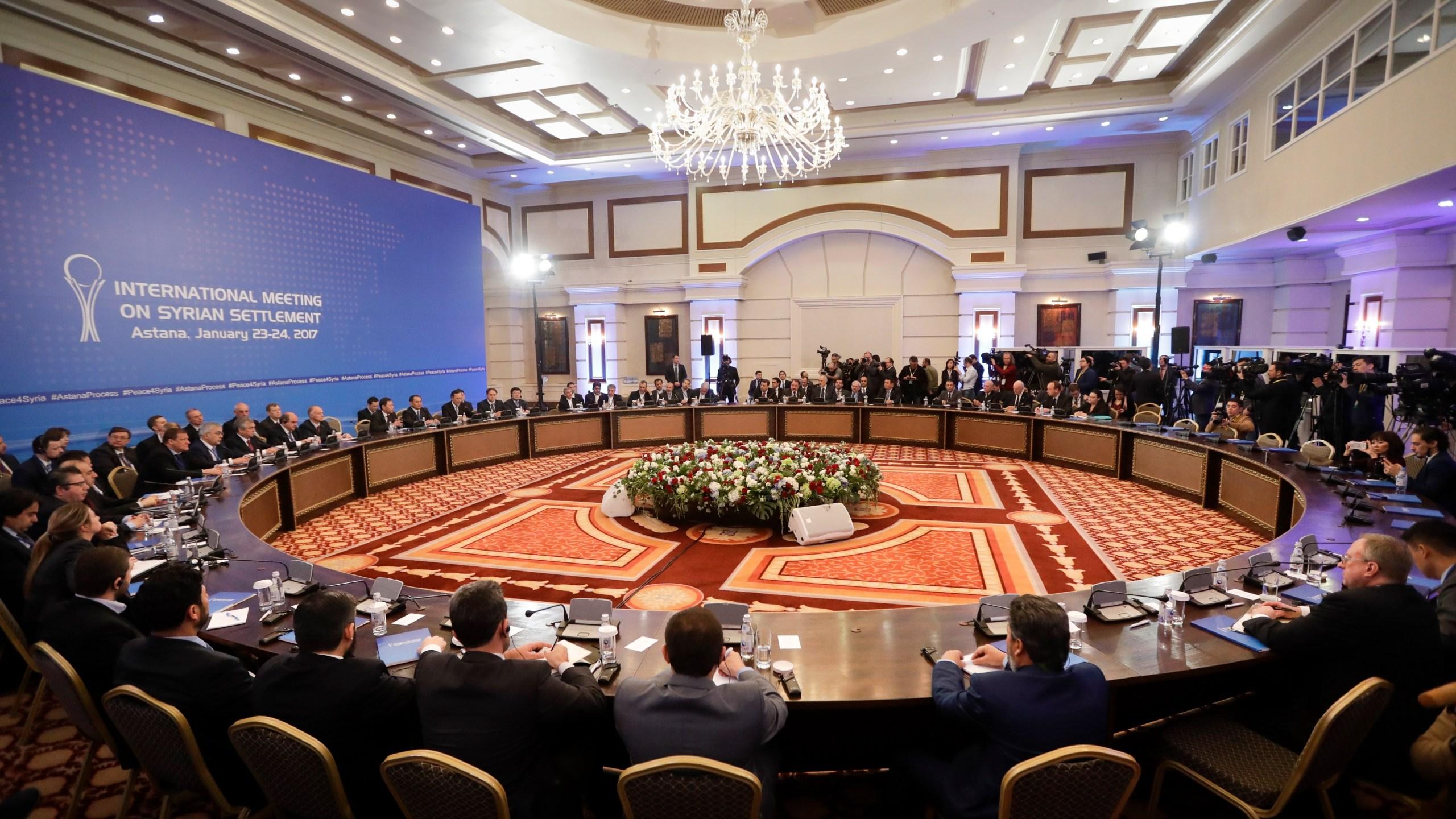 Kazakhstan Syria_511729