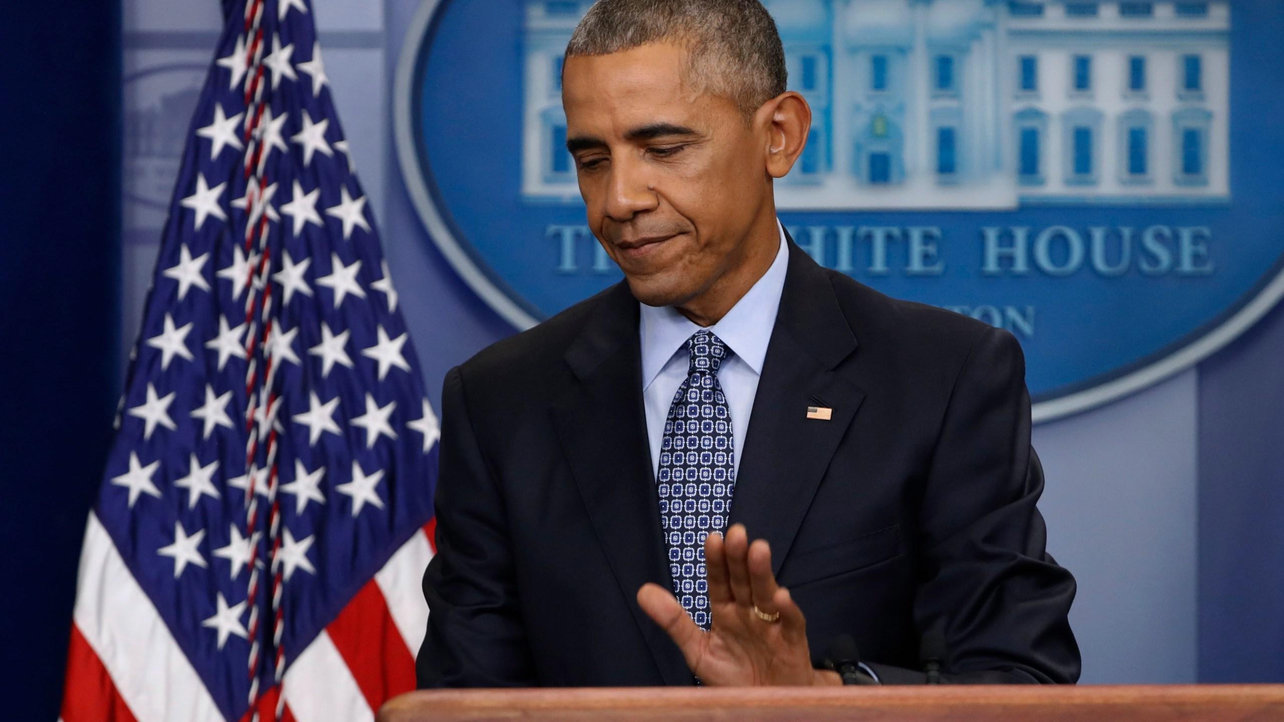 Obama's Last Day_509862