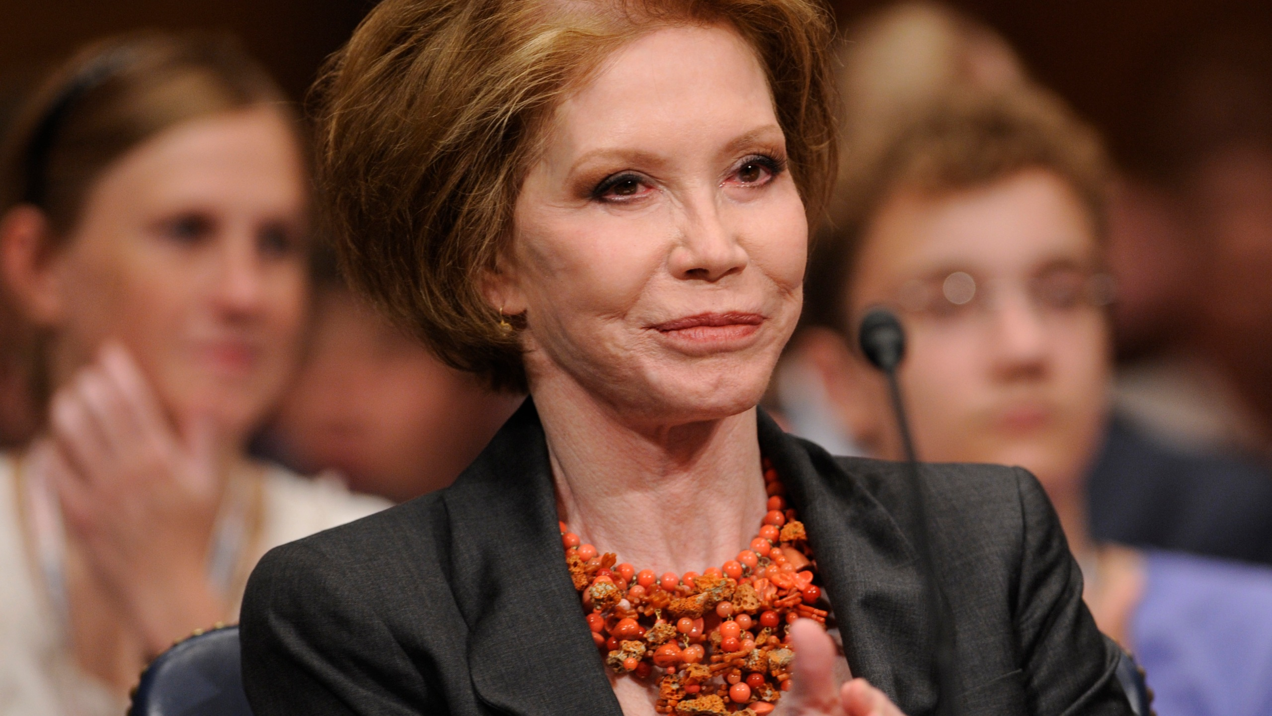 Obit Mary Tyler Moore_513364
