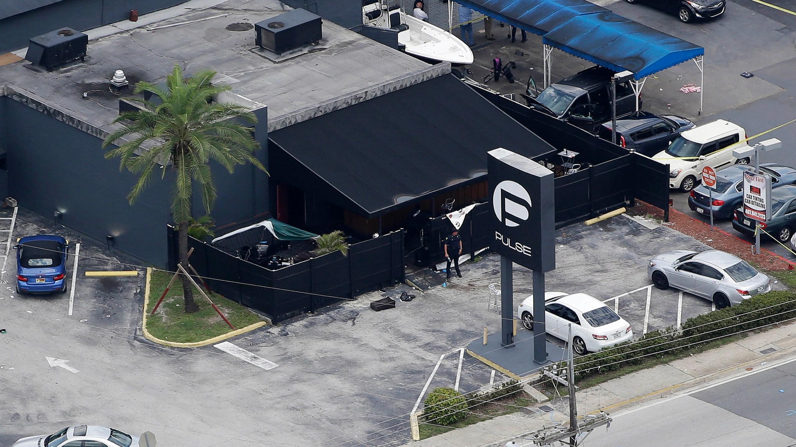 Pulse Orlando, Shooting_508572