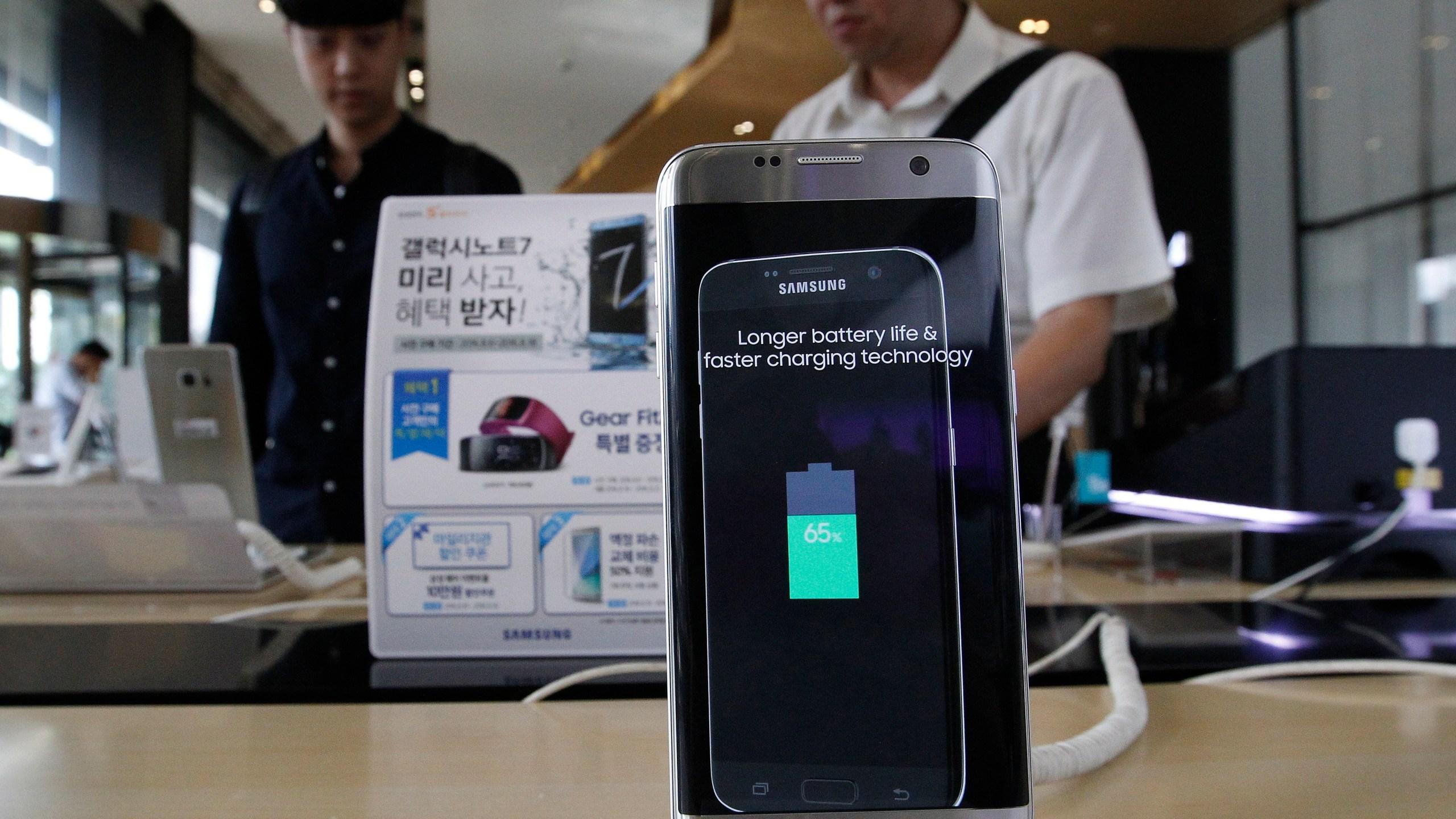 South Korea Samsung Note 7_511741