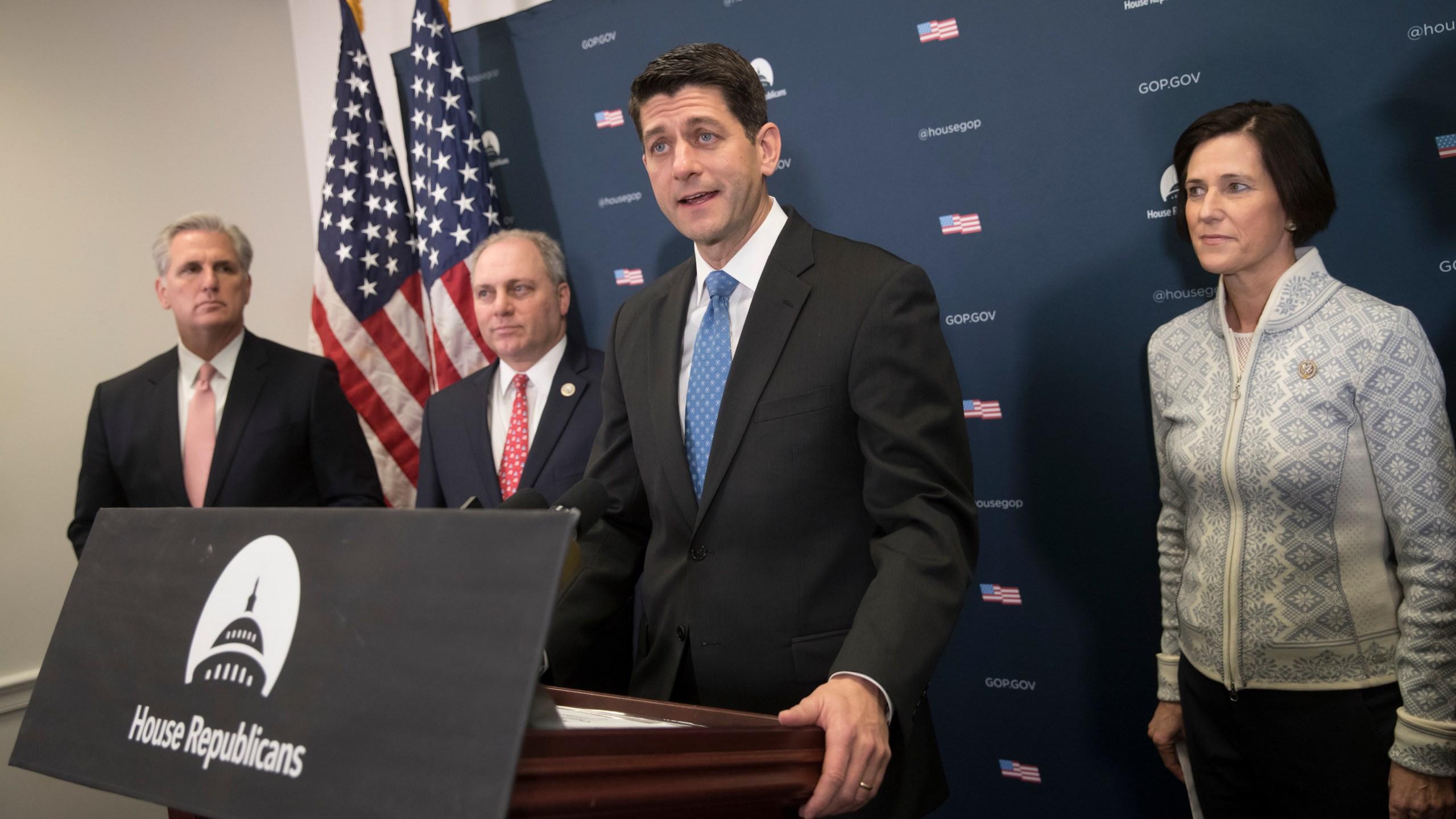 Paul Ryan, Kevin McCarthy, Steve Scalise, Mimi Walters_513914
