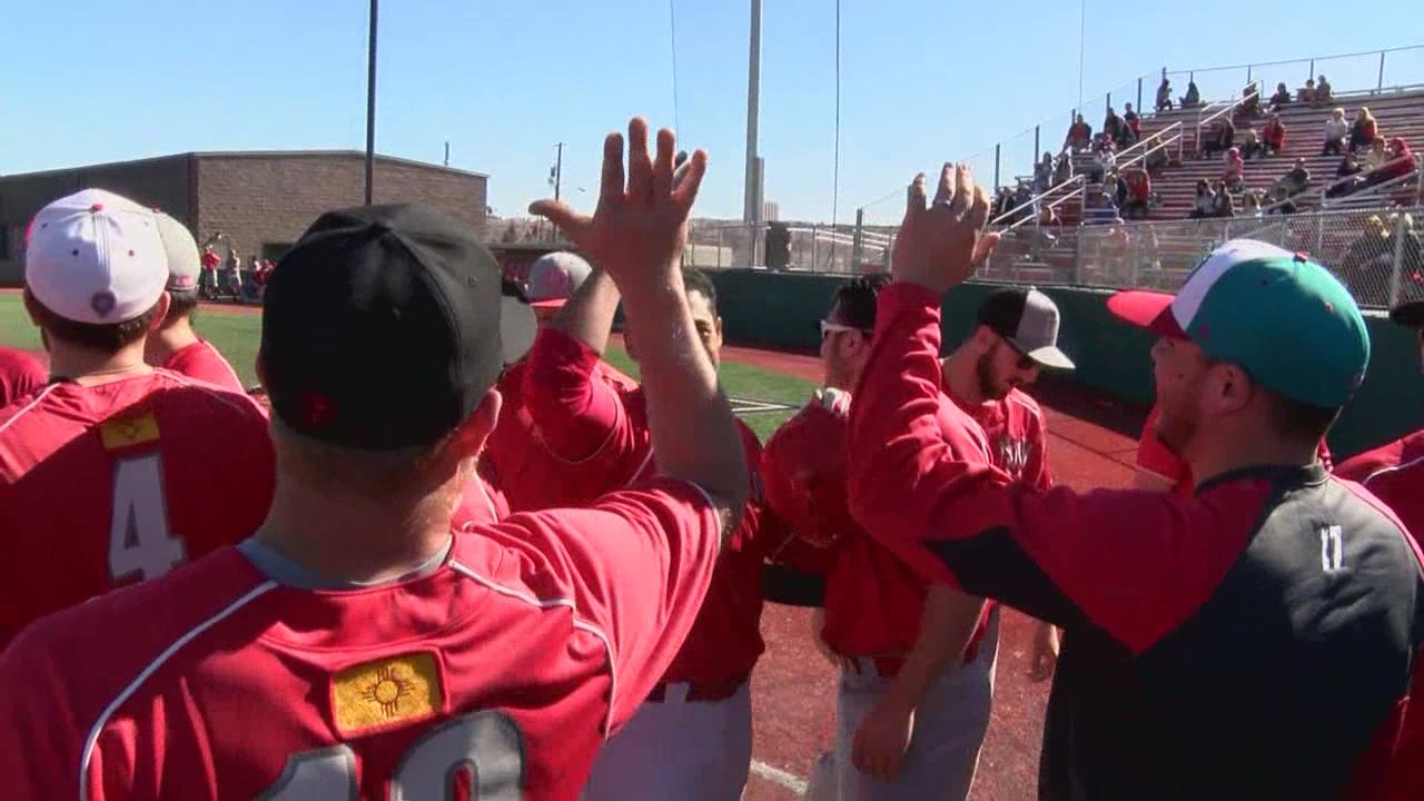 Lobo Baseball Alumni game has the Alumni coming out victorious