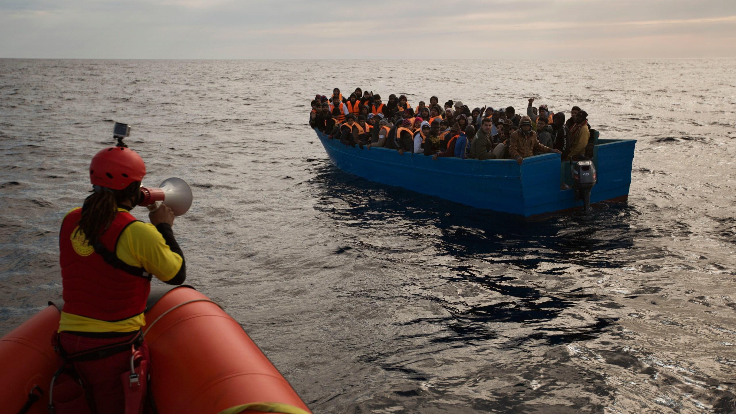 EU Libya Migrants_518966