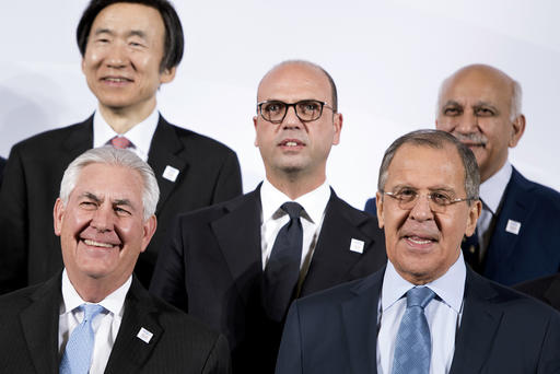Germany G20 Foreign Ministers_533702