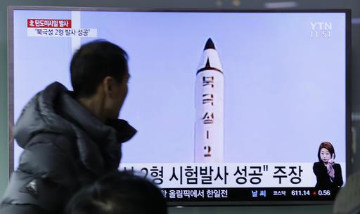 South Korea Koreas Tensions_529321