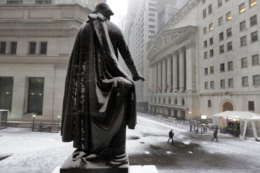 Financial Markets Wall Street_550998