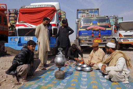 Pakistan Afghanistan Border Woes_551589