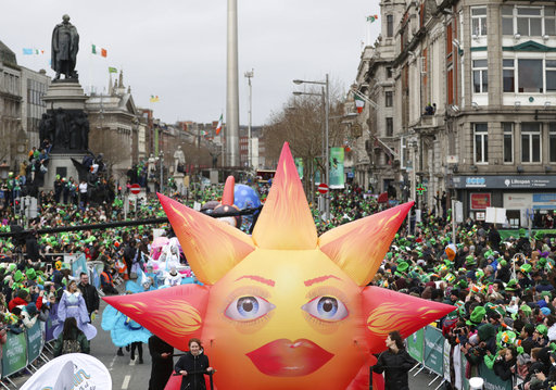 Ireland St. Patrick's Day_553532