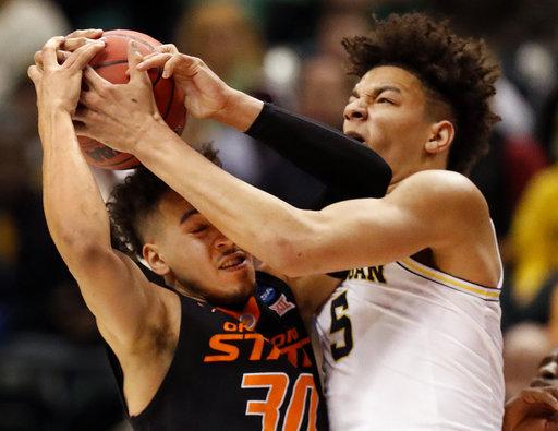 Oklahoma St Michigan Basketball_553734